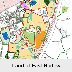 Land at East Harlow