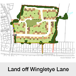 Land off Wingletye Lane